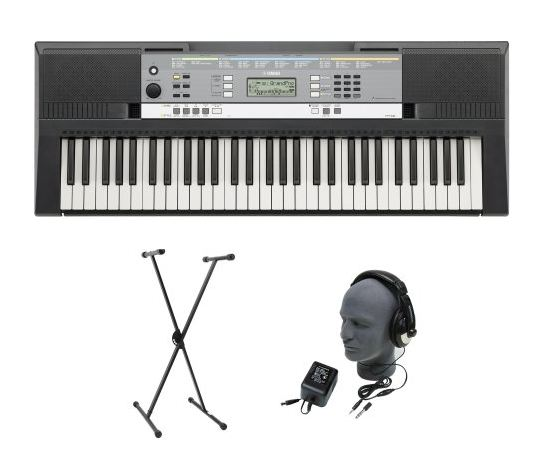 Yamaha YPT-240  61-Key Premium Keyboard Pack