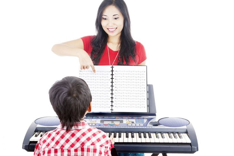 How to Play Keyboard - Piano Lessons