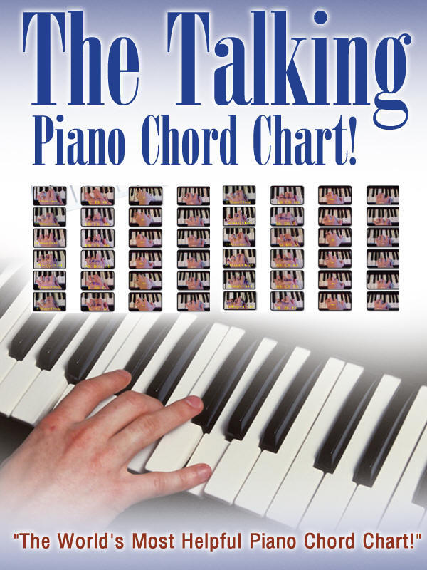 Piano Chords Chart Talking