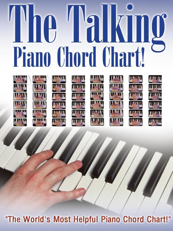 Piano Chords Chart Talking