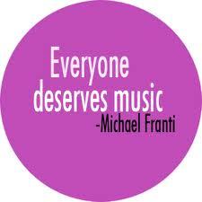 Music deserves
