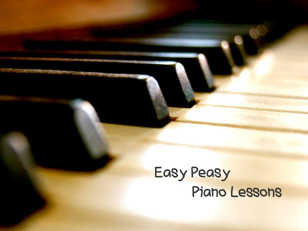 Easy Peasy Piano Lessons
